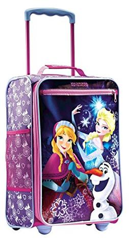 "American Tourister Disney Frozen 18"" Carry On Luggage"