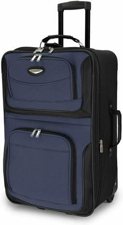 Traveler's Choice Amsterdam 25 Expandable Rolling Upright