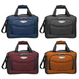 """Amsterdam Lightweight 15"""" Carry-on Travel Tote Bag Boarding"""
