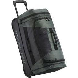 """Samsonite - Andante 2 24"""" Wheeled Duffel Bag - Black/Moss Gr"""