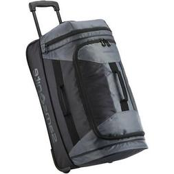 "Samsonite - Andante 2 24"" Wheeled Duffel Bag - Black/River R"