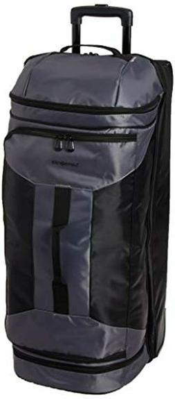 Samsonite Andante 2 Drop Bottom Wheeled Rolling Duffel Bag R
