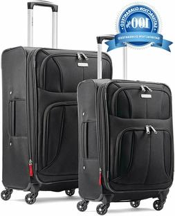Samsonite Aspire xLite Expandable Softside Spinner Luggage S