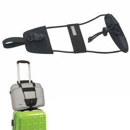 Travelon Bag Bungee Luggage Add A Bag Strap Travel Suitcase