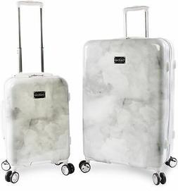 BEBE Lilah 2-piece Hardside Spinner Luggage Set