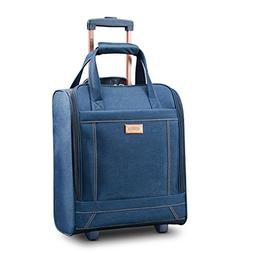 American Tourister Belle Voyage Rolling Tote Carry-On Luggag