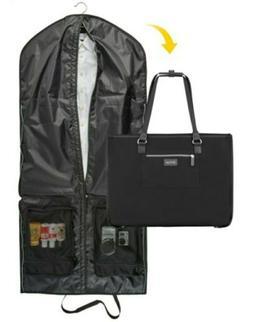 Biaggi Hangeroo ZipSak 2-in-1 Garment Bag & Tote...NWT By Lo
