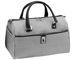 London Fog® Black and White Houndstooth Cambridge 360 Ul