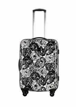 Isaac Mizrahi Boldon 26 Inch Hardside Spinner Luggage Black
