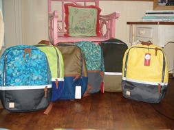 Hedgren Breeze Unisex Backpack-Adjustable Straps- 2 Colors-1