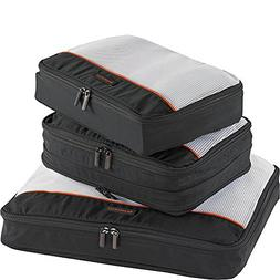 Briggs & Riley Packing Cubes-Large Set, Black