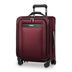 Briggs & Riley Transcend Wide Carry-on Expandable Spinner, M