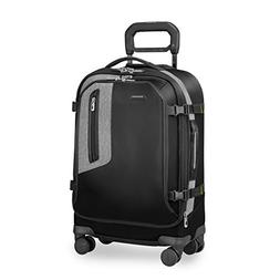Briggs & Riley Brx Explore Domestic Expandable Carry on, Bla