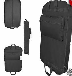 TRAVEL BUSINESS GARMENT Bag Cover Suit Dress Clothing Pocket