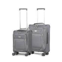 "Aerolite Carry On 21"" & Underseat 17 Inch Ultra-Lightweight"