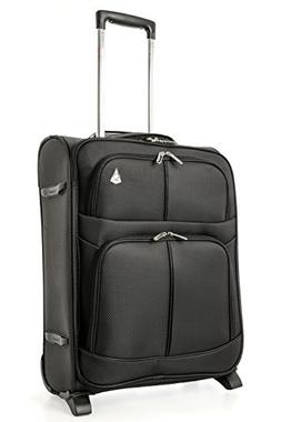 Aerolite Carry On Luggage Bag | Rolling Travel Suitcase With