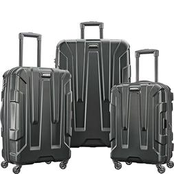 Samsonite Centric 3 Piece Hardside Suitcase Spinner Luggage