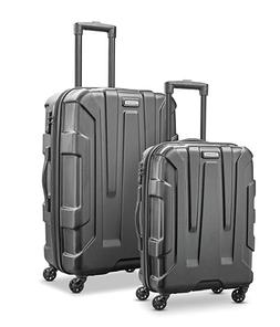 centric expandable hardside pc luggage set