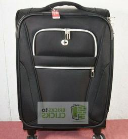 "SWISSGEAR Checklite 20"" Ultra Lightweight Carry On Luggage,"