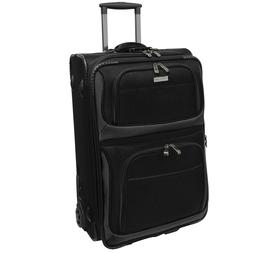 """Conventional II 21"""" Carry-on Ballistic Rollaboard Expandable"""