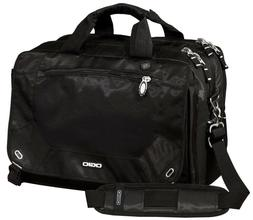 """OGIO® - Corporate City Corp Messenger Bag with drop-in 17"""""""