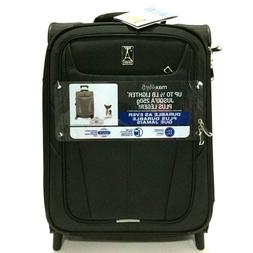 "Travelpro Crew 10 22"" Expandable Rollaboard - Merlot"