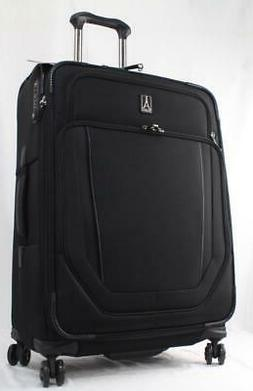 """TRAVELPRO CREW VERSAPACK 25"""" EXPANDABLE SPINNER SUITCASE BLA"""