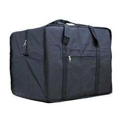 Cuba Luggage Travel Duffle Bag Maletin 50 Lb & 70 Lb Black ,