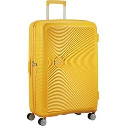 American Tourister Curio Spinner Hardside 29, Golden Yellow