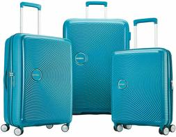 American Tourister Curio travel 3-pieces Hardside Spinner Lu