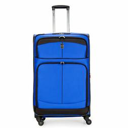 Delsey Luggage Agility Softside 29 Inch Expandable Spinner