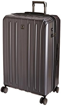 Delsey Luggage Helium Titanium 29 Inch EXP Spinner Trolley M