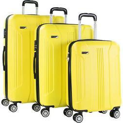 American Green Travel Denali 3 Piece Expandable Luggage Set