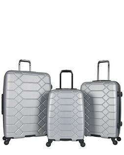 Aimee Kestenberg Diamond Anaconda 3Pc Luggage Set