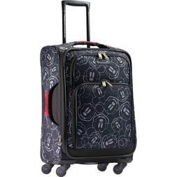 American Tourister Disney Mickey Mouse Softside Spinner Kids