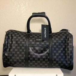 BEBE Duffel Travel Bag Delilah Weekender Carry On Luggage Bl