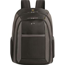 Durable US Luggage CheckFast Laptop Backpack Black Pass Thro