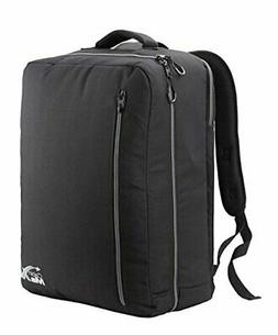Cabin Max️ Durham Lightweight Carry on Luggage Backpack wi