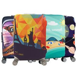 Elastic Luggage Protective Cover for 20/24/28/30inch Trolley