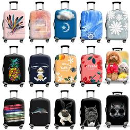 Elastic Travel Luggage Cover Trolley Case Suitcase Protector