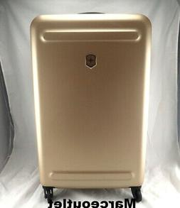 "Victorinox Etherius Large Upright Hardside Spinner 26"" Gold"