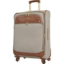 Tommy Bahama Expandable Spinner Suitcase Luggage Suitcase, B