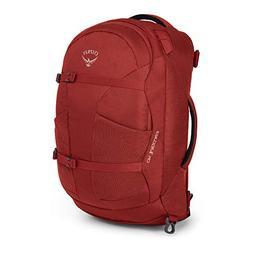 Osprey Farpoint 40 Travel Pack - Jasper Red Small / Medium