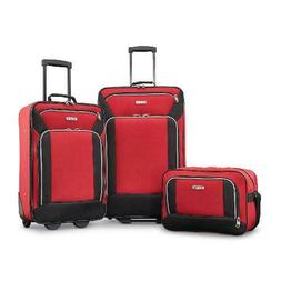 American Tourister Fieldbrook XLT 3 Piece Softside Luggage S