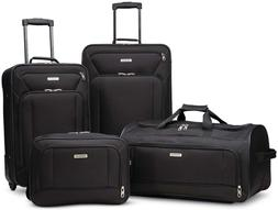 American Tourister Fieldbrook XLT Softside Upright Luggage,