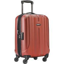"Samsonite Fiero 20"" Carry-On Hardside Spinner Luggage Hardsi"