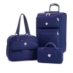 JOY First Class TuffTech Luggage Collection with SpinBall Wh