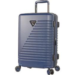 "Nautica Flagship True Navy 20"" Hardside Spinner Carry on Sui"