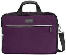 Biaggi Luggage Flippables Reversible Laptop and Tech Bag