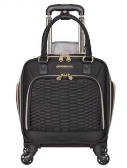 Aimee Kestenberg Florence Collection Overnighter Black PK602